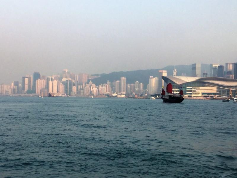 HK harbor